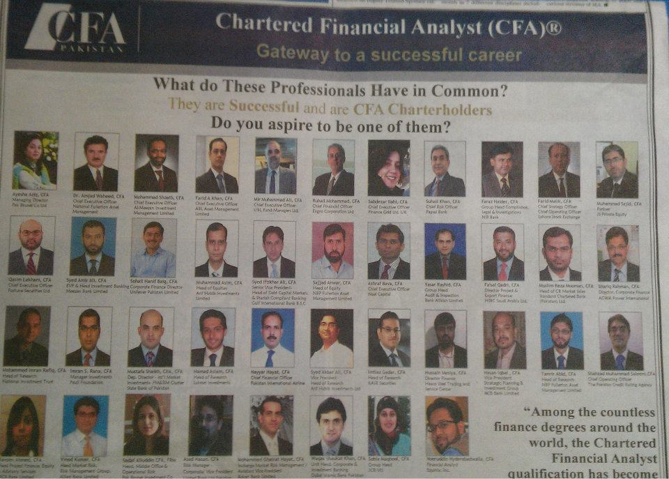 CFA Association of Pakistan